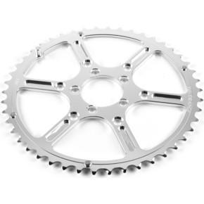 Velo Orange Gran Cru Cyclotouriste Chainring: 46T x 50.4mm - Double (NEW)