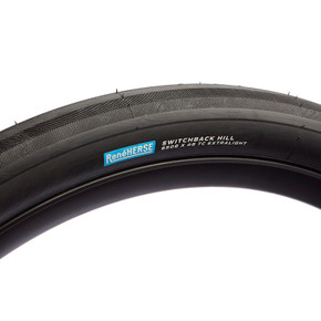 Compass Switchback Hill 650b x 48 Tire: Extralight Casing - Black - Tubeless Ready (New)