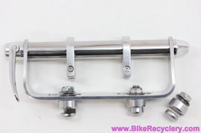 Nitto R50 Saddlebag Grip / Holder: Velo Orange QR - Extra Rail Clip (NEW)