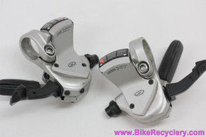 Shimano XT SL-M750 9 Speed Rapidfire Shifter Pods: (EXC)