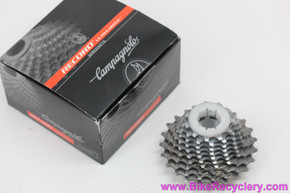 Campagnolo Record 10 Speed Cassette: 11-23t - Steel/Ti (take-off)