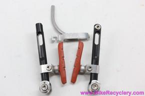 Paul MotoLite Linear Pull V Brake: Black (NEW)
