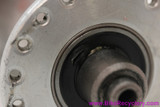 *hole in bearing cover