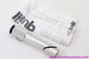 "NOS Cinelli Quill to Threadless Stem Adapter: 1"" to 1"" - Alloy"