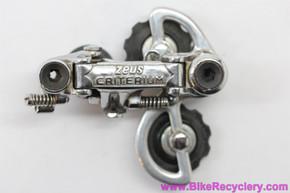 Zeus Criterium 69 Ref. 21 Rear Derailleur: Steel - 1960's 1970's (MINT)
