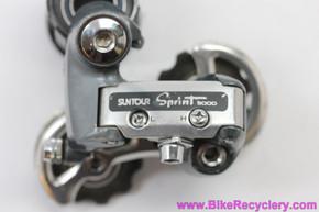 Suntour Sprint 9000 Rear Derailleur: Short Cage (EXC)