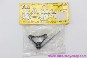NIB/NOS Avid Tri-Dangle Straddle Cable Carrier: Black - 1990's