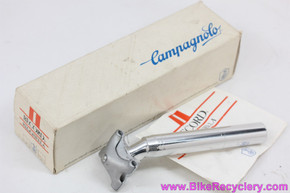 NIB/NOS Campagnolo Super / C-Record A0R7 Seatpost: 25.0mm - Cylindrical (Not Aero/Fluted)