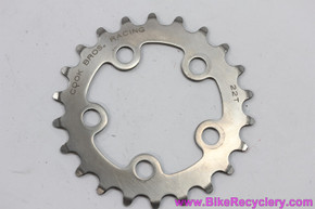 Cook Brothers Racing Granny Chainring: 22t x 58mm - Ti Finish (MINT)