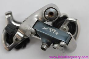 Shimano XTR RD-M900 Rear Derailleur: Avitar Pulleys - Mid Cage