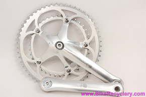 Campagnolo Chorus RS / Croce D'Aune Crankset: FC-01CH / B040: 175mm - 53/39t - Self Extracting Bolts (Near Mint)