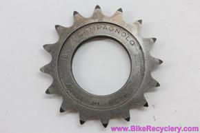 "Campagnolo Steel Pista / Track Cog: Record #763 - 16t x 1/8"" - English (Mint)"