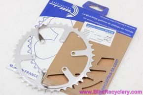 Specialties TA Cyclotouriste Pro Vis 5 Inner/Middle Chainring: 40t x 80mm 6 Bolt - REF 2082 (NEW)
