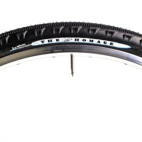 Sim-Works The Homage Gravel Tires: 700c x 43mm - Black - Folding (Pair, NEW)