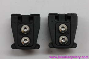 Grand Bois Handlebar / Saddle Bag Quick Release Clips (Pair, NEW)