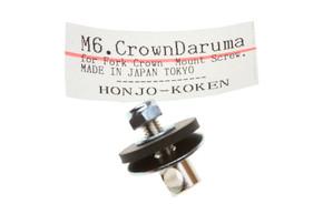 Honjo 6mm Crown Daruma Eyelet Bolt: 17mm (NEW)