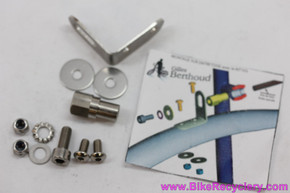 Gilles Berthoud L-Bracket Hardware Kit For Rear Fender Bridge Mount (NEW)