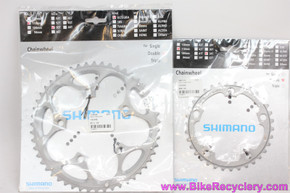 Shimano Ultegra 10sp FC-6650 Compact Double Chainring Set: 50T & 34T x 110mm (NEW)