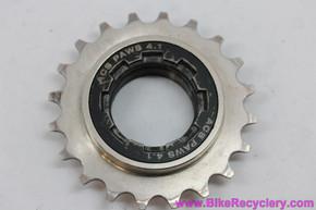 """ACS Paws 4.1Singlespeed Freewheel: 20t x 3/32"""" (EXC+)"""