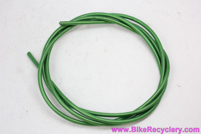 NOS Dia Compe BMX Brake Cable Housing 5.5ft Roll: Translucent Forest Green - Vintage 1980's 1990's - Lined