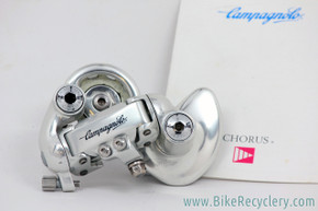 Campagnolo Chorus Rear Derailleur: 8 Speed - Rare A/B Switch (Near Mint + needs pulleys)