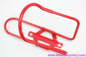 Blackburn Comp Bottle Cage: Vintage 1980's Original - Red (Near Mint)