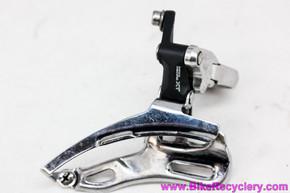 Shimano XT FD-M737 Front Derailleur: 34.9mm - Bottom Pull (Near Mint)