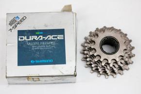 NIB/NOS Shimano Dura Ace MF-7400 7-speed Freewheel: 13-21t