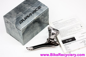 NIB/NOS Shimano Dura Ace FD-7800 Front Derailleur: 34.9mm Clamp - 10 Speed