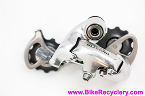 NIB/NOS Shimano Dura Ace RD-6500 Long Cage Rear Derailleur: 9 Speed Triple