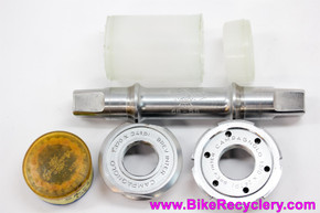 NOS Campagnolo Nuovo Record 1046/A Bottom Bracket: 114.5mm X 68mm English -