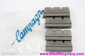 NIB/NOS Campagnolo Nuovo / Super Record / Victory Brake Pads: Grey Soft Compound (set of 4)