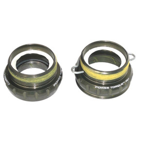 Campagnolo 11s & 10s Power Torque Outboard Bearing Cups: English/BSA Threaded - OC13-CEG - EPS Compatible (NEW)