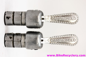 Campagnolo Nuovo Record / GS Bar End Shifters: #1012/1013 (Near Mint)