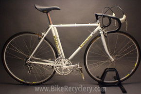 1980 Tommasini Prestige Show Bike: 50cm, FULL Campagnolo Super Record, Restored by Joe Bell, Lots of Pantographing, Racing History
