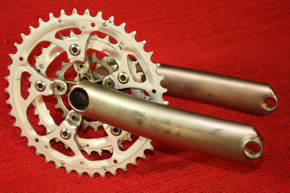 Sweet Wings Crankset and Bottom Bracket: 175mm, 42/32/20t