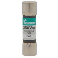 Bussmann 5AG Series BAF, 1 amp 250Vac Commercial Fuse