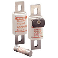 Mersen Form 101 Series A50P, 100 Amp 500Vac Commercial Fuse