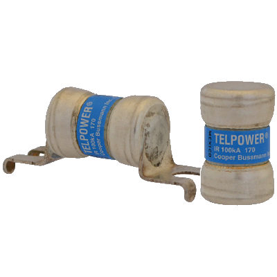 Bussmann Specialty Series TPS, 50 Amp 170Vdc Commercial Fuse