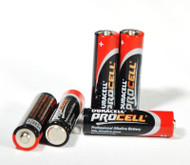 Duracell AA PC1500 Battery, 1.5V