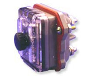 Two Pole Panel Mount Blown Fuse Indicating fuse holder  for F07, F09, F60 fuses by FIC