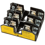 BG3021SQ 1 Pole Fuse Block for Class G Fuses, 20 Amp, 600V, Screw Terminal with Quick Connect