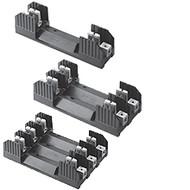 H60030-3C 3 Pole Fuse Block for Class H & K5 Fuses, 1/10-30 Amp, 600V, Box Lug Terminal