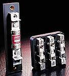 LT30030-3SR 3 Pole Fuse Block for Class T Fuses, <=60 Amp, 300V with Box Lug Connectors