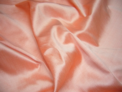 HOT PINK /& GOLD STRIPE 100/% THICK AUTH HI-END SILK FABRIC TIES SKIRT DRESS