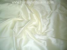Ivory 100% Authentic Silk Fabric
