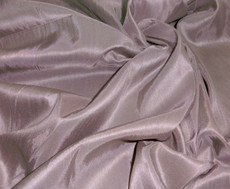Taupe 100% Authentic Silk Fabric