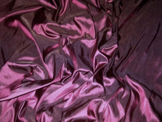 Cabernet Red 100% Authentic Silk Fabric