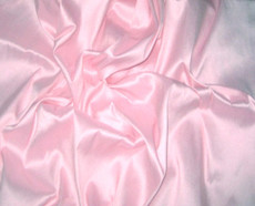 Baby Pink 100% Authentic Silk Fabric