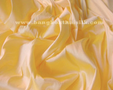 Bright Gold 100% Authentic Silk Fabric
